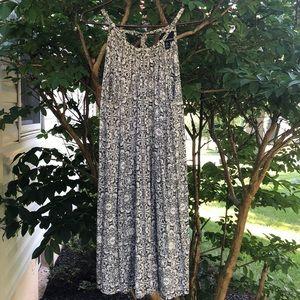 Cynthia Rowley lightweight & flowing summer dress